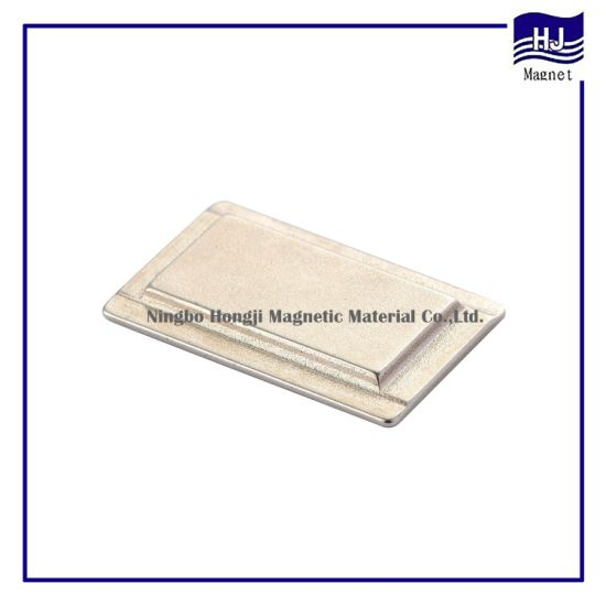 Block Neodymium NdFeB Magnets with Square Shapes