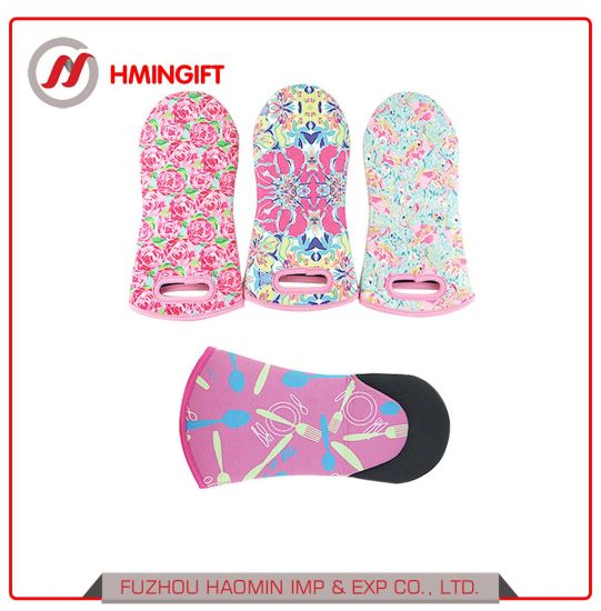 Lilly Pulitzer Inspired Oven Glove Neoprene Oven Mitts