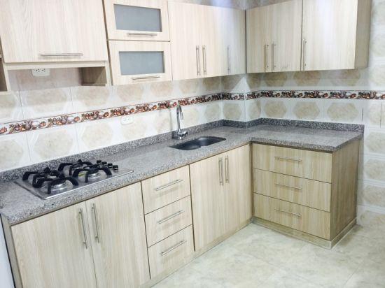 China L Shape Kitchen Countertop