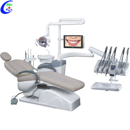 Foshan, China's Best Medical Dental Equipment, Overall Electric Dental Chair Unit