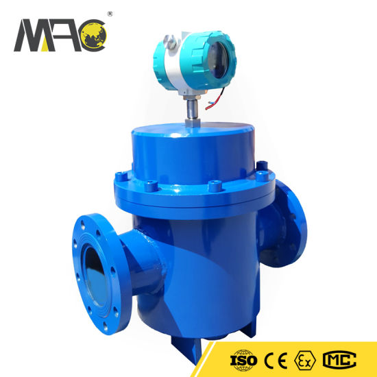 Macsensor High Accuracy Double Rotor Flowmetre for Dydrocarbon