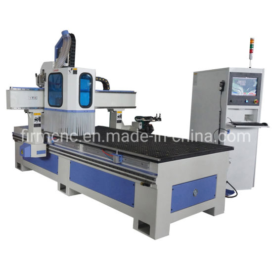 Automatic Tool Change Woodworking CNC Engraving Machine