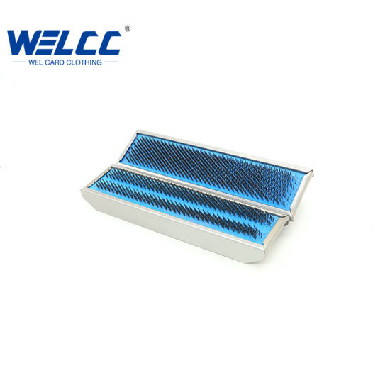 Flat Top Wires for Textile Fabric Recycling Machine
