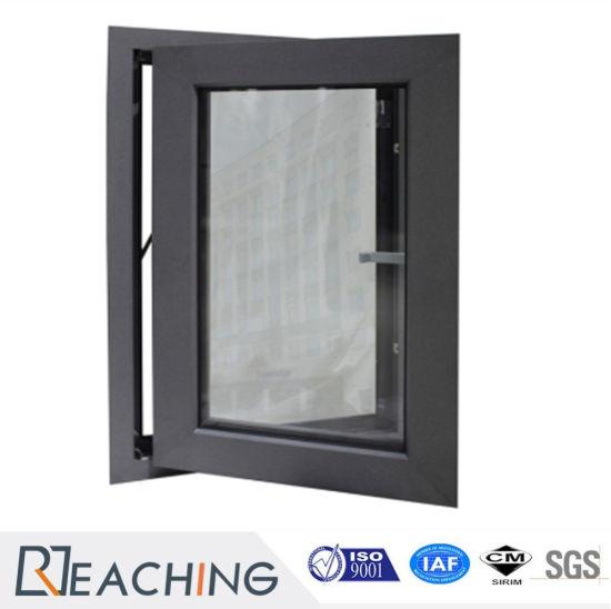Au Standard Aluminum Window Casement Glass Window