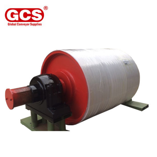 China Heavy Duty and Steel Pulley Drum for Belt Conveyor