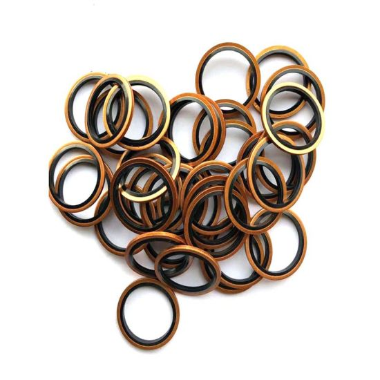 Weather Resistant 75 Shore Green Fluorine Rubber O Ring