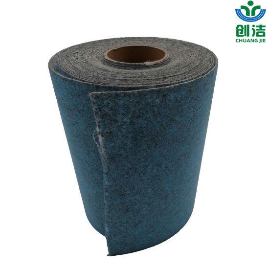 Embossing Ultrsonic Composite Electrostatic Cotton Carbon Cloth for Air Filter