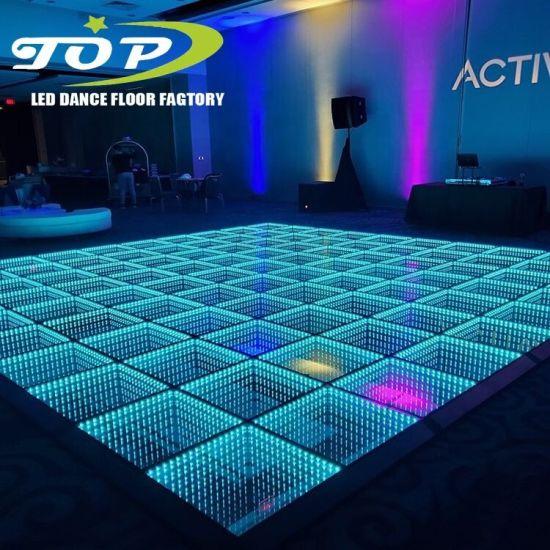 Portable LED Dance Flooring Rental LED Dance Floor Hire Glasgow