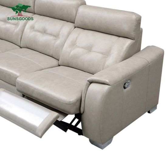 China Functional Pull Out Manual, Reclining Sofa Bed Couch