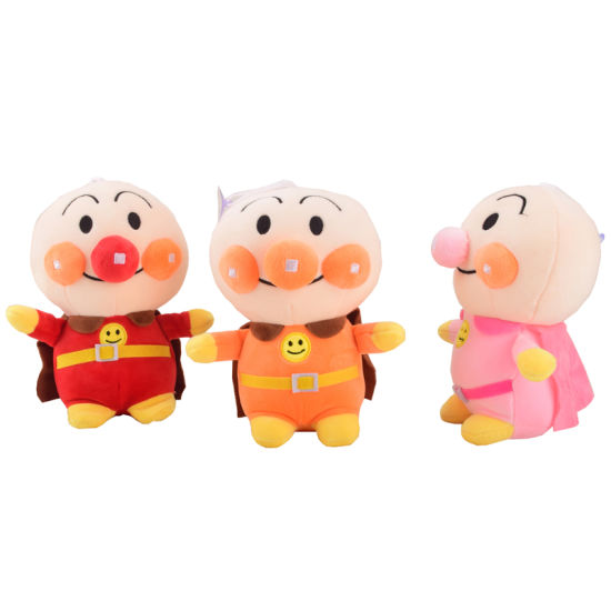 New Doll Characters Plush Toys