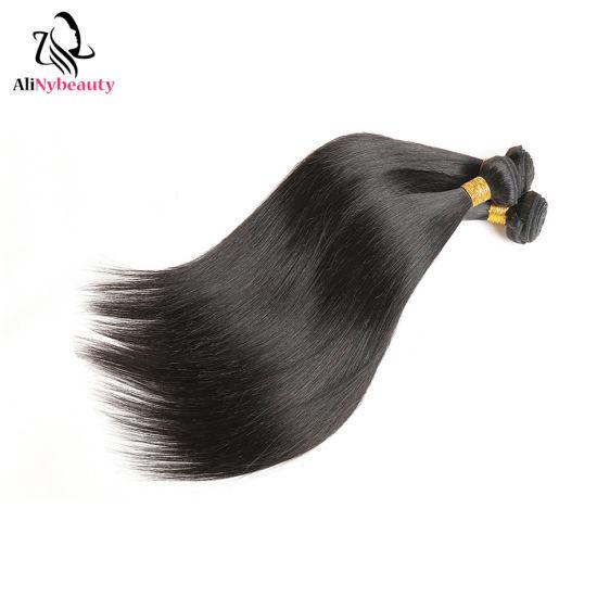 100% Brazilian Virgin Hair Extension Remy Human Hair Weave