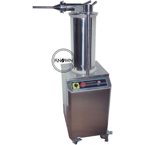 Commercial 35L Sausage Stuffer Electric Meat Filler Maker Making Machine