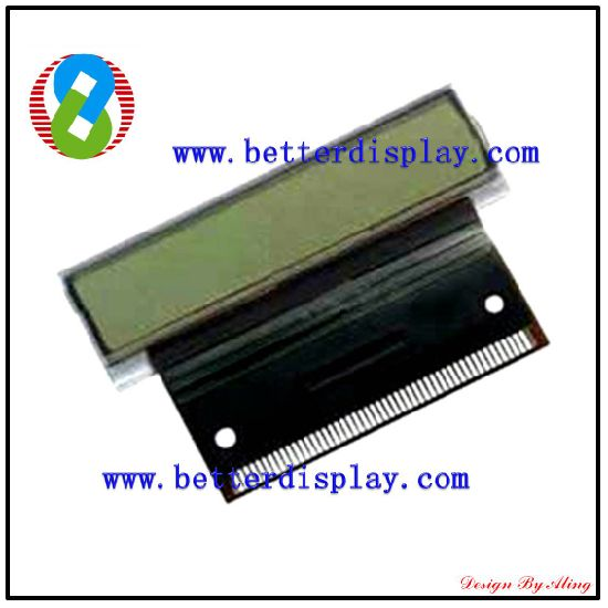 China LCD Panel LCD Display LCM Stn Grey Negative Monitor Touch LCD