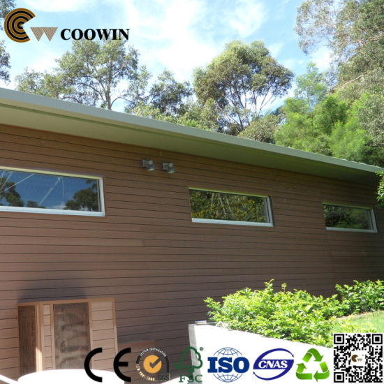 Waterproof WPC Wall Siding/Panel /Cladding pictures & photos