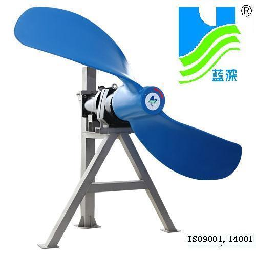 Submersible Centrifugal Slow Speed Propeller Mixer (QJB) pictures & photos