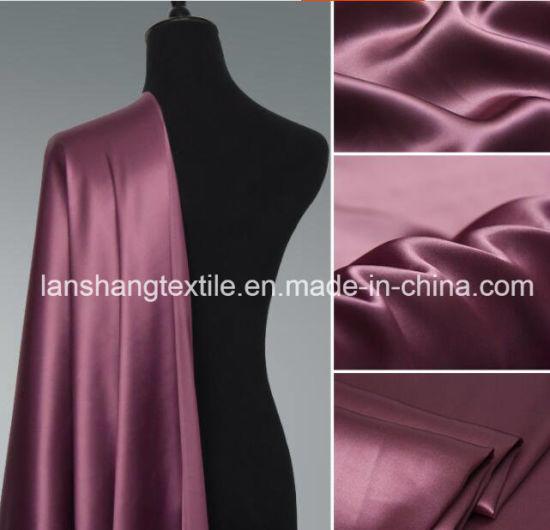 China 100%Silk Satin Fabric for Gorgeous Dress Sleeping Wear - China ... 65d7c9182