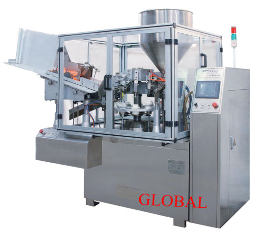 Aluminum Tube Filling and Sealing Machine pictures & photos