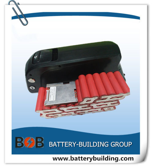 14s4p 52V Dolphin Downtube Lithium Battery Shark Battery Pack Ebike Rechargeable Battery 52V