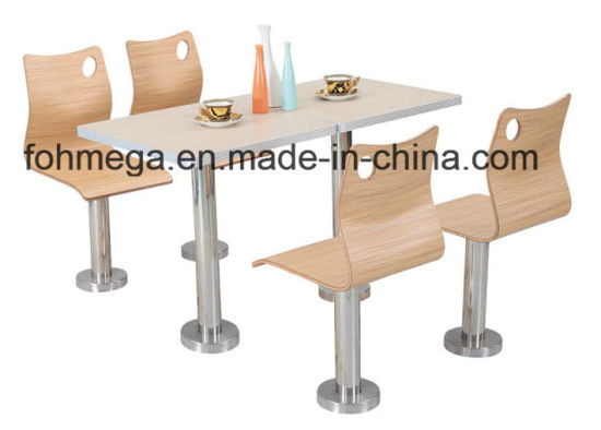 China Fast Food Restaurant Dining Table