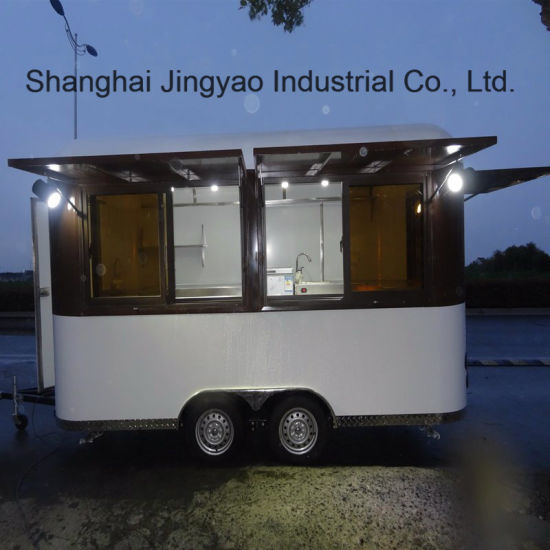 Mobile Food Cart Trailer with Wholesale Price pictures & photos