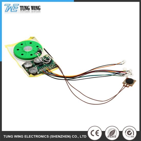 Sound Music IC Chip for Greeting Card