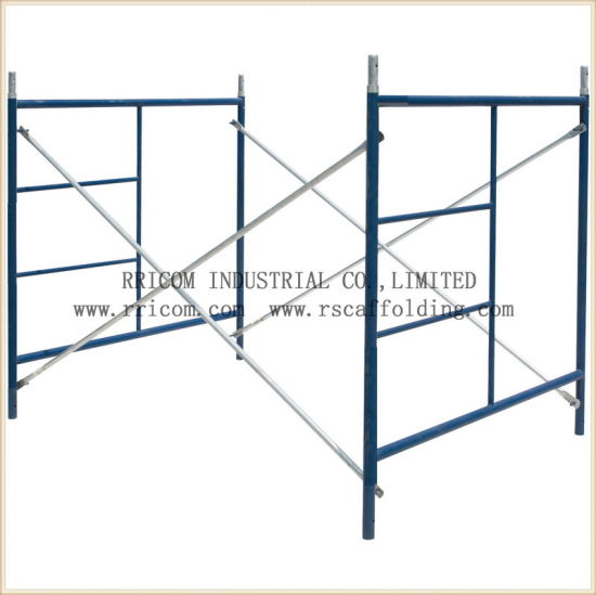 Durable Quality Walk Through Scaffolding Door Frame for Outdoor Decoration pictures & photos