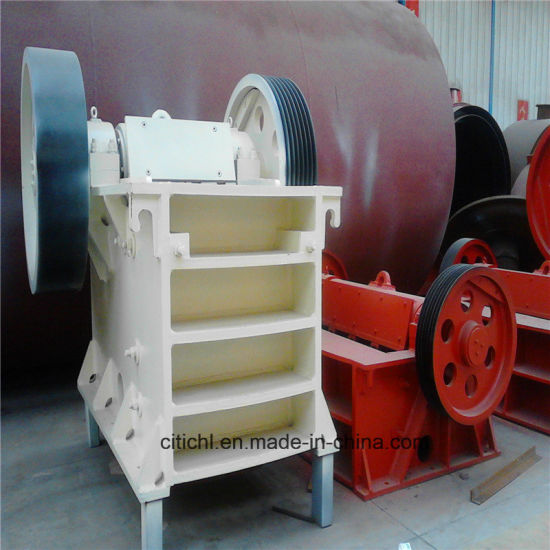 PE Series Jaw Crusher Equipment for Crushing Ores pictures & photos