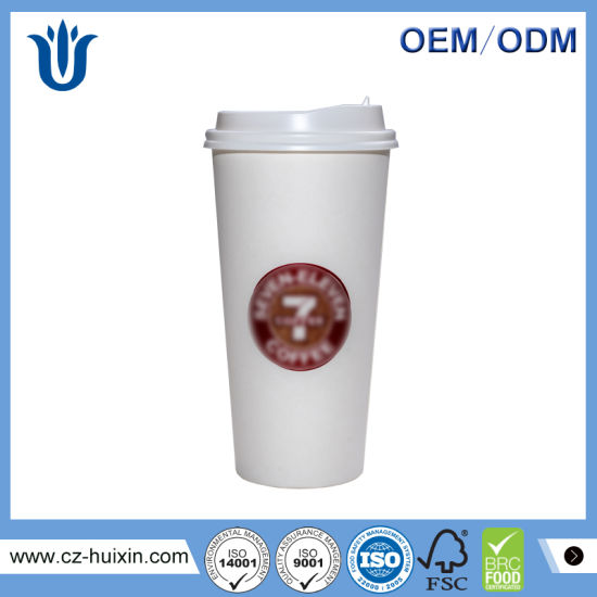 Custom Disposable Single Wall Paper Cup Coffee Cups pictures & photos