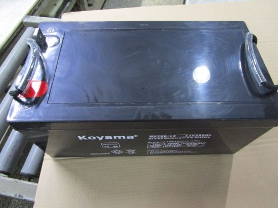 12V 250ah UPS Storage Battery for Save Solar Power pictures & photos