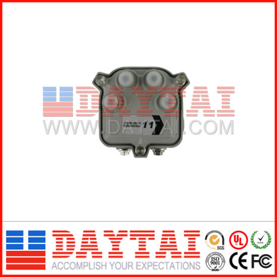 China 5~1000MHz Trunk Splitter CATV Directional Couplers - China
