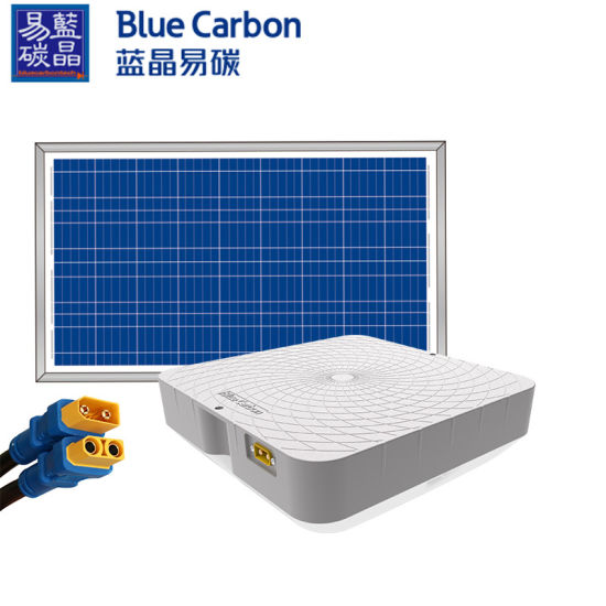 Blue Carbon 15W Solar Home Light for Africa