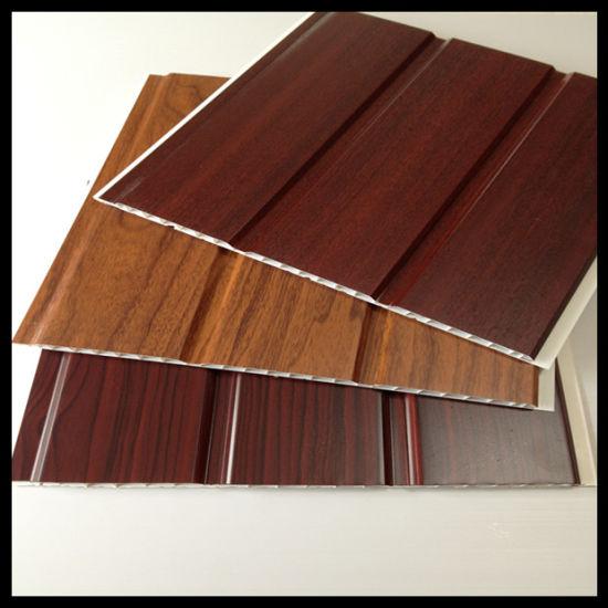 300*9mm Hot Laminated PVC Wall Panel &PVC Ceiling Panels (HN-302)