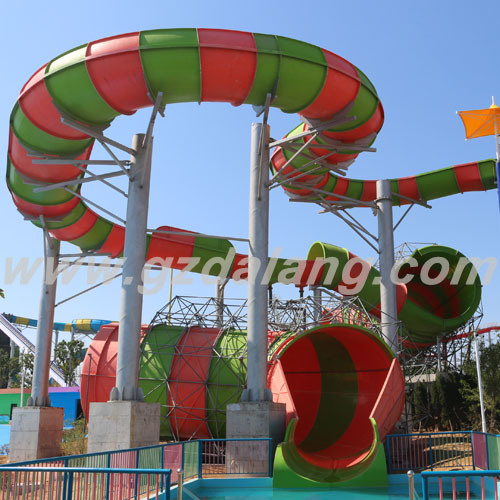 Skin Raft Python Water Slide (WS150) pictures & photos
