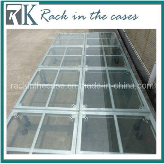 Rk Clear Decor Stage Deck for Wedding Decoration Stage pictures & photos