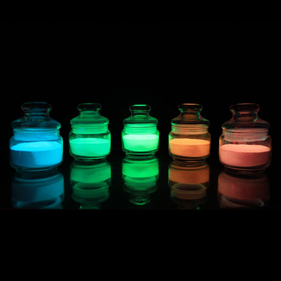 Glowing Pigment for Screen Printing pictures & photos