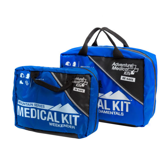 Nylon Emergency Medical First Aid Kid Bag (FAK-150407)