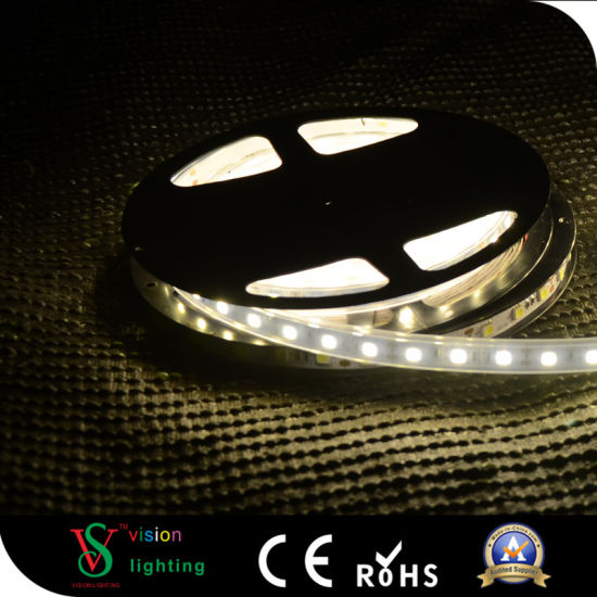 IP44 Warmwhite Flexible LED Strip Light pictures & photos