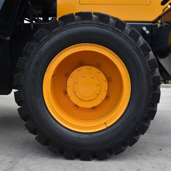 2200kg 4X4 Hydraulic Wheel Loader with Best Sale-After Service pictures & photos