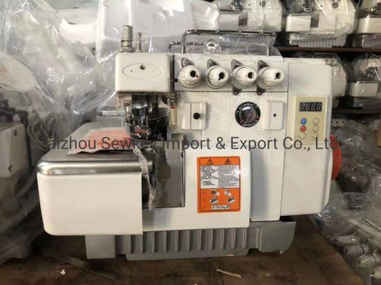 Sk747D Super High Speed Direct Drive Overlock Sewing Machine
