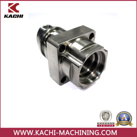 Precision Bronze Machine Part From Kachi CNC Milling Part for Printing Machinery