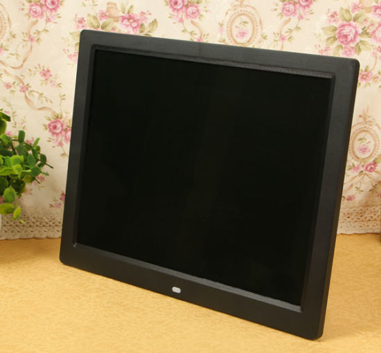 LCD 14inch HD Digital Photo Frame with HDMI