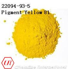 Pigment & Dyestuff [22094-93-5] Pigment Yellow 81