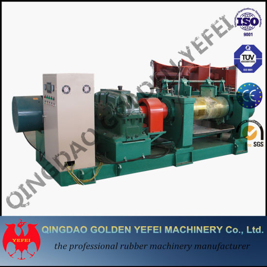 China Top Quality Rubber Refiner Open Mixing Machine pictures & photos