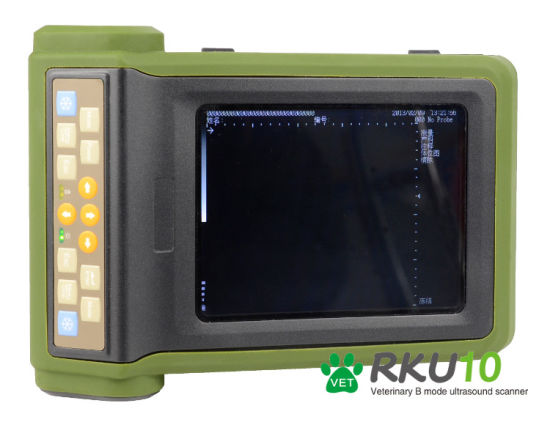 Rku10 Big Animal Veterinary Ultrasound Scanner pictures & photos