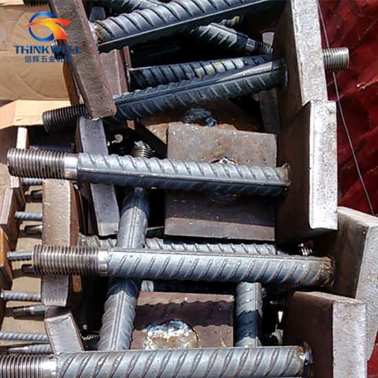 China Construction Embedded Accessories Thread Anchor Bolt