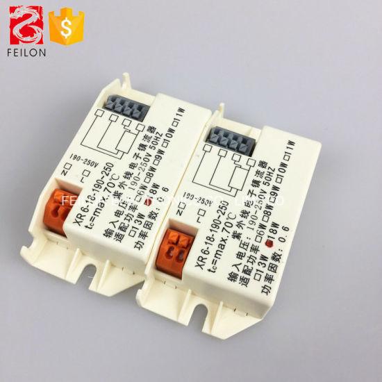 Admirable China Selling 220V 18W Electronic Ballast Uv Light Ballast Wiring Wiring Digital Resources Funapmognl