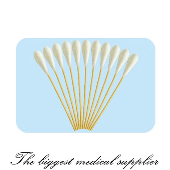 Medical Disposable Cotton Swab /Cotton Buds pictures & photos