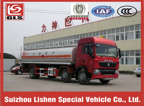HOWO 6X2 20000L Flammable Liquid Tank Truck pictures & photos