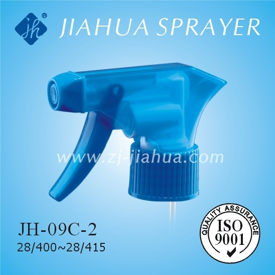 High Quality Plastic Trigger Sprayer for Home Cleaning (JH-09D-3) pictures & photos