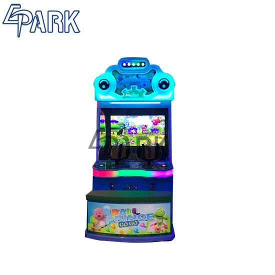 Ball Prince Lottery Arcade Kids Shooting Game Machine for Sale